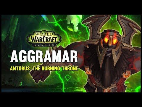 Aggramar - Antorus, the Burning Throne - 7.3 PTR - FATBOSS