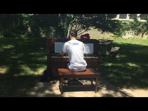 Pianos in the