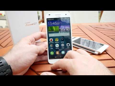 Huawei Ascend G7 Review [4K UHD]