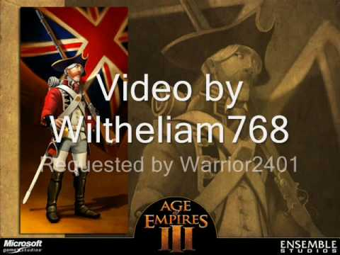Age of Empires III: The Warcheifs Soundtrack-Revulootin