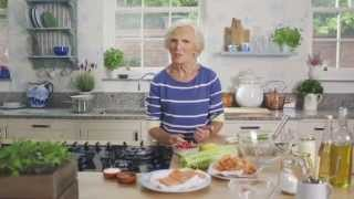 Mary Berry's Salmon & Prawn Potato Salad