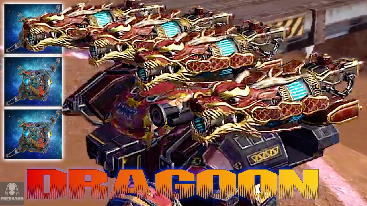 The 2 Hit Kill [Overdrive] DRAGON Dragoon Behemoth | The OVERPOWERED Dragoons Obliterating Enemies