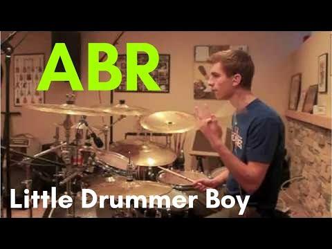 August Burns Red - Little Drummer Boy drum cover mp3