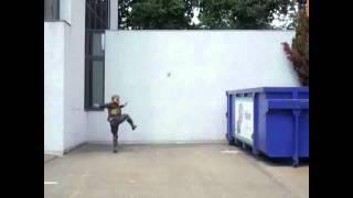 Прикол 2014   Как американцы кидают гранаты по схеме Чака Норриса