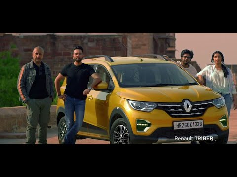 Check Out The New #RenaultTRIBER