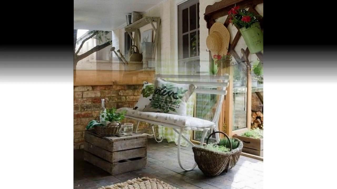 Ideas para decorar un peque o porche youtube - Ideas para decorar un porche cerrado ...