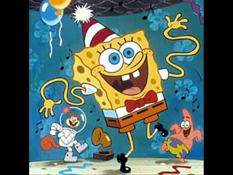 Spongebob riss in der hose gitarre