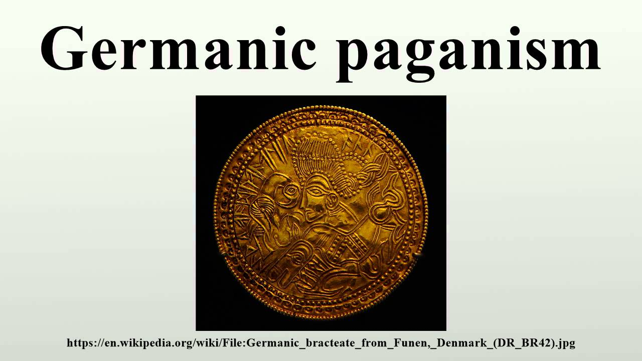 Germanic Paganism - YouTube