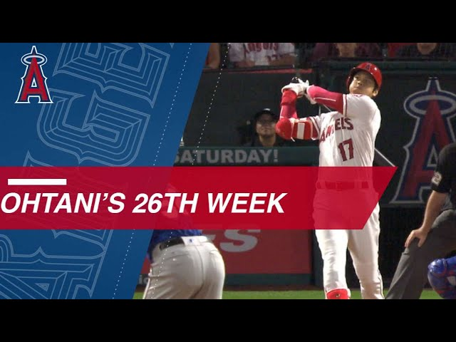 Ohtani's top moments of the week