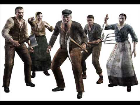 Resident Evil 4 voces (voices) - YouTube