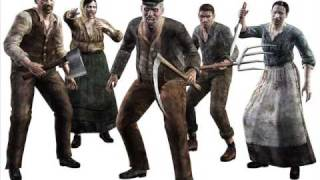 Resident Evil 4 voces (voices)