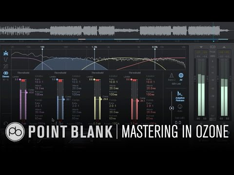 Mastering in iZotope Ozone 6 Part 2: Dynamics & Imaging