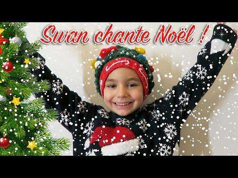 SWAN CHANTE NOËL !  5 chants de Noël a capella 🎵🎄