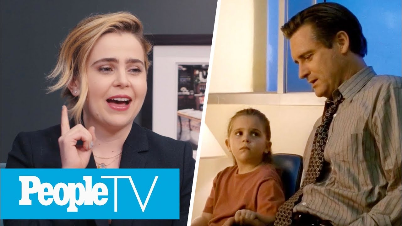 Mae Whitman Looks Back At Her 'Independence Day' Audition | PeopleTV