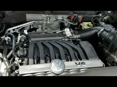 2018 Volkswagen Atlas Launch Edition Start Up and Tour