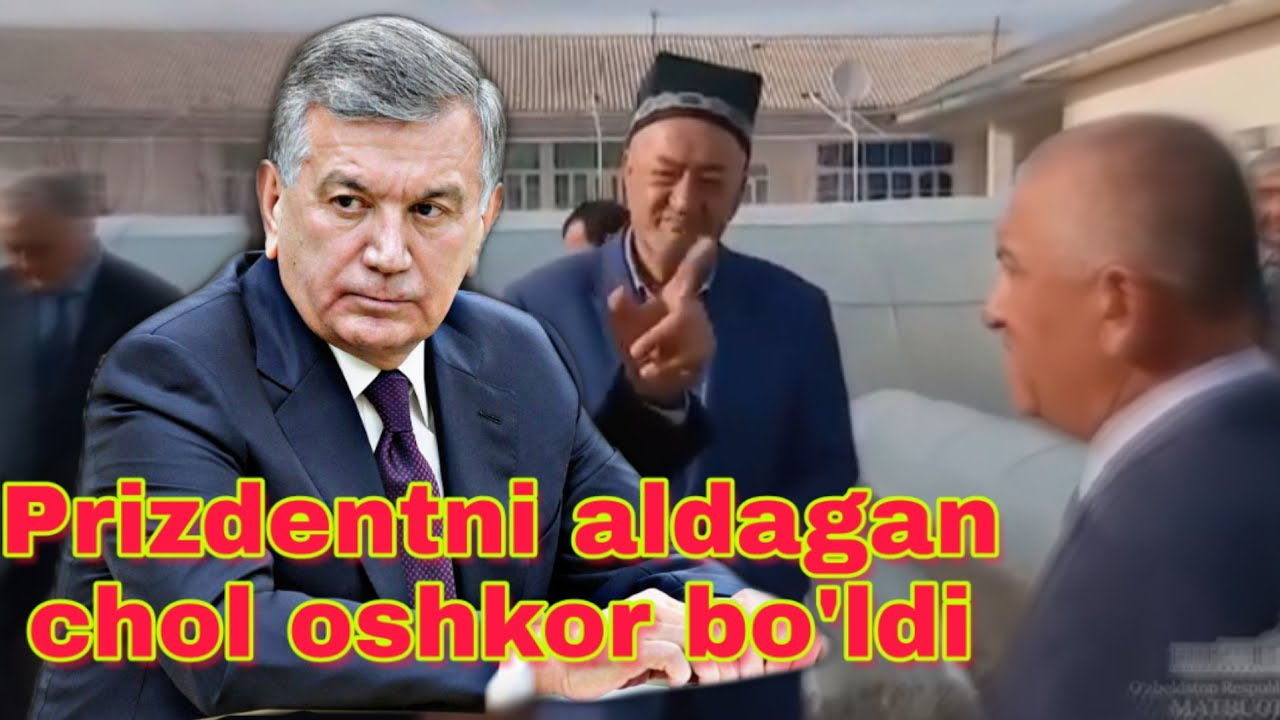 Президентга ХИЁНАТ! САМАРКАНДЛИК ОТАХОН ФОШ БУЛДИ MyTub.uz TAS-IX