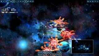 DarkOrbit,  Hercules et LF4, KAPPA à Coup Sur