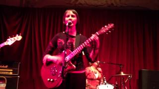 Would-Be-Goods - The Camera Loves Me (live at Chickfactor 20, Bush Hall, London)