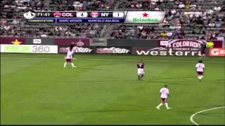 Joseph Nane Highlights Part 1 2011; Colorado Rapids #5