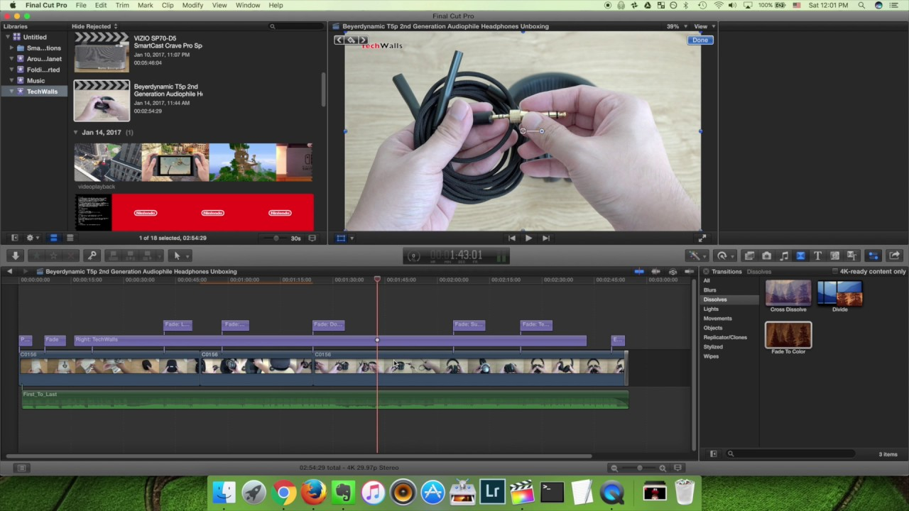 How to flip a video in final cut pro x left right or upside down how to flip a video in final cut pro x left right or upside down ccuart Image collections