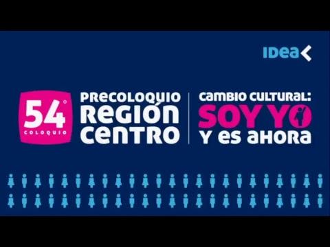 Precoloquio IDEA Cambio cultural