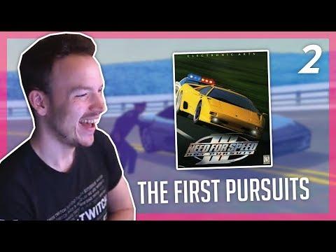 The First Hot Pursuit Was So Good | NFS Marathon 2019 Part 2