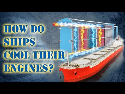 Ship's Sea Water Cooling System | Study Call with Chief MAKOi episode 002