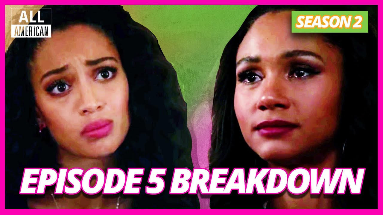 Download ANGRY MAN SPENCER IS BACK!! THE TRUTH HURTS LAYLA! | ALL AMERICAN SEASON 2 EPISODE 5 BREAKDOWN