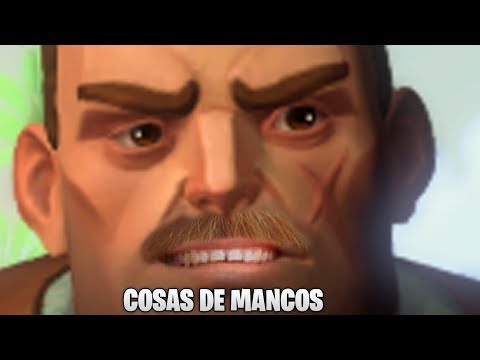 COSAS DE MANCOS - PALADINS