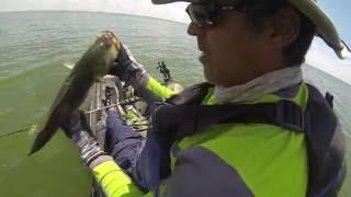 Kayak big bass hunter