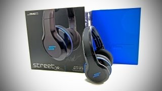 SMS Audio - STREET by 50 Headphones Unboxing