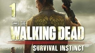 The Walking Dead - Survival Instinct | Let's Play en Español | Capitulo 1