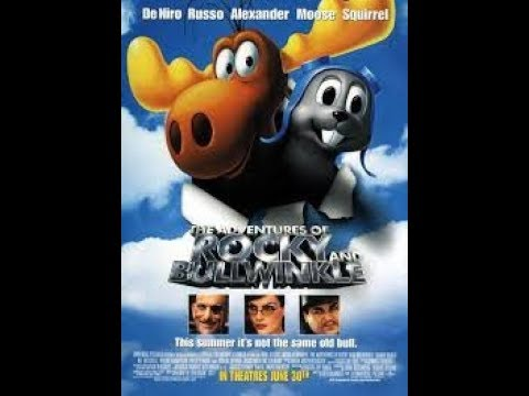 Jay Ward Adaptations Review: Part 4-The Adventures of Rocky & Bullwinkle (2000)