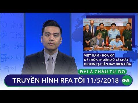 Tin tức thời sự | Việt Nam và Hoa Kỳ ký thỏa thuận xử lý chất dioxin tại Sân bay Biên Hòa