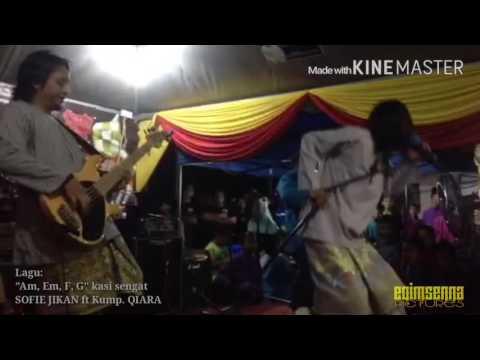 SOFIE JIKAN ft. Kump. QIARA - Aku Rindu