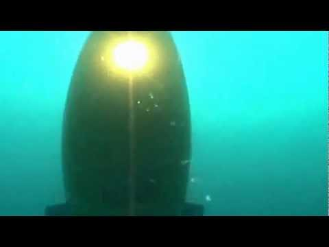 Offshore Pipe Inspection AUV (Autonomous Underwater Vehicle) ALISTAR 3000