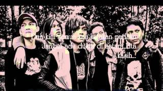 Angkasa Band-Jangan Ada Dusta Diantara Kita with lyrics