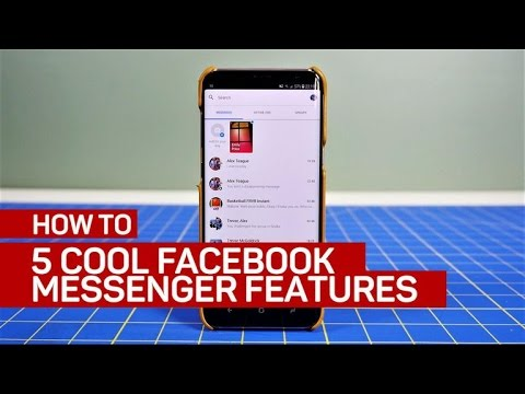 5 Cool Things You Didn't Know You Could Do With Facebook Messenger
