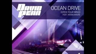 David Penn feat. Monia Amore - Ocean Drive (Open Your Mind) (Vocal Mix)