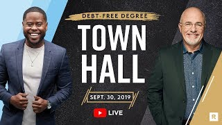 Debt Free Degree Town Hall
