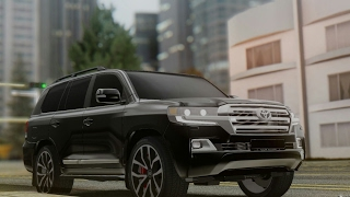 GTA SAN ANDREAS ANDROID: Toyota Land Cruiser 2016