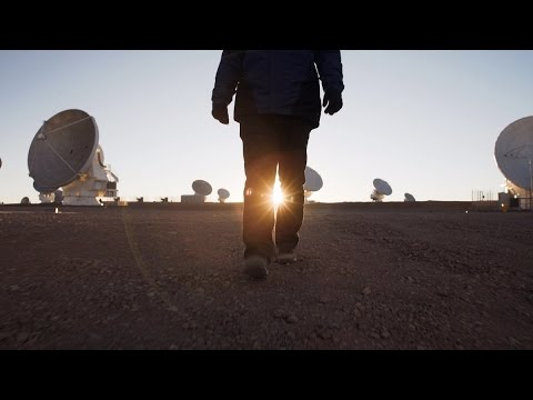 Hunting for the Origins of the Universe in Chile's Desert (Hello World: Episode 10)