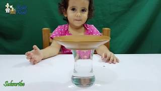 How To Make Coin Disappear - Kids Science - At Home
