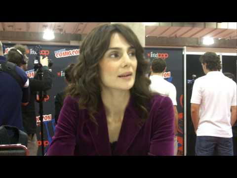 NYCC 2012 The Following   Annie Parisse