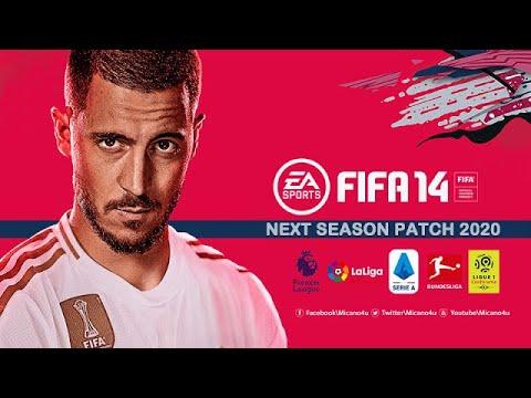 FIFA 14 MOD SEASON 18/19 (ПРЕВРАЩАЕМ ФИФА 14 В ФИФА 19)