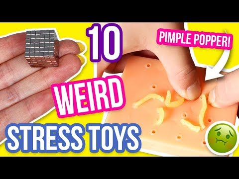 10 WEIRD STRESS RELIEVERS FROM AMAZON