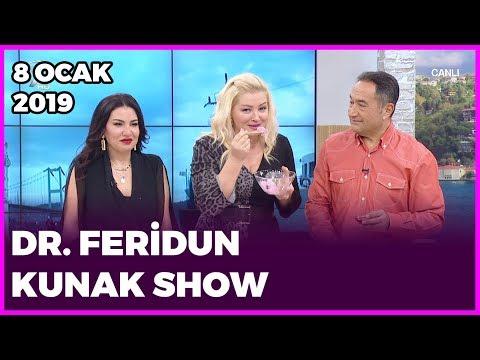 Dr. Feridun Kunak Show | 8 Ocak 2019