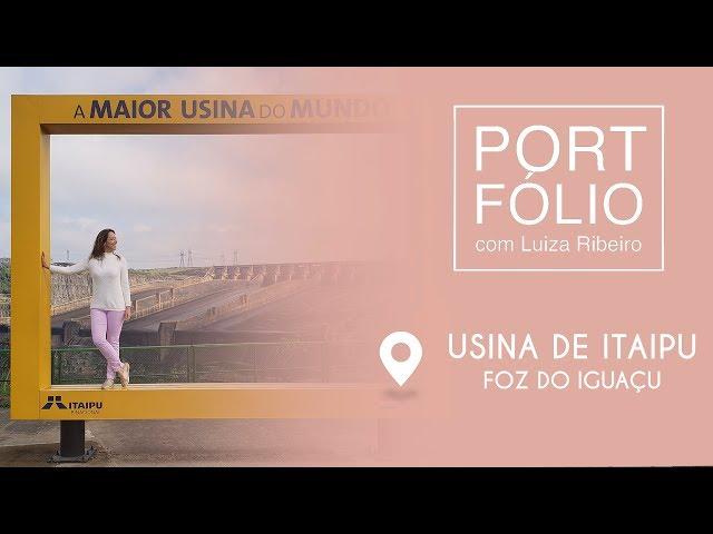 Portfólio - FOZ DO IGUAÇU - Usina de Itaipu