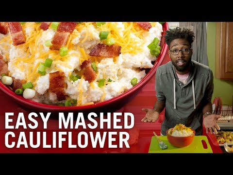 How to Mash Cauliflower | Flavor Makers Series | McCormick