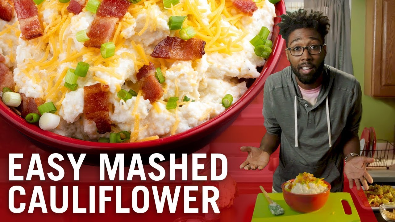 How to Mash Cauliflower | Flavor Makers Series | McCormick - YouTube